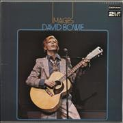 Click here for more info about 'David Bowie - Images - EX'