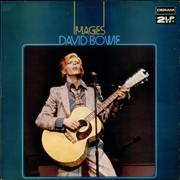 Click here for more info about 'David Bowie - Images'
