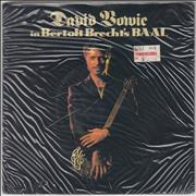 Click here for more info about 'David Bowie - In Bertolt Brecht's Baal EP - Sealed'