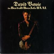 Click here for more info about 'David Bowie - In Bertolt Brecht's Baal EP'