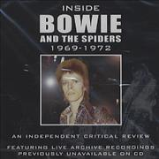 Click here for more info about 'David Bowie - Inside Bowie And The Spiders 1969-1972'