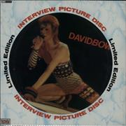 Click here for more info about 'David Bowie - Interview Picture Disc'