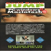 Click here for more info about 'David Bowie - Jump CD-Rom - Pair Of Flyers'