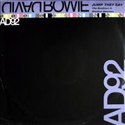Click here for more info about 'David Bowie - Jump They Say - Brothers In Rhythm'