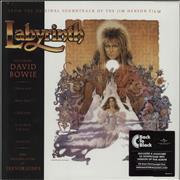 Click here for more info about 'David Bowie - Labyrinth - 180gm - Sealed'