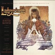 Click here for more info about 'David Bowie - Labyrinth - EX'
