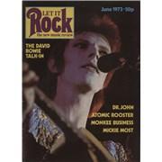 David Bowie Let It Rock - June 1973 UK magazine