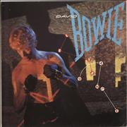 Click here for more info about 'David Bowie - Let's Dance - EX'