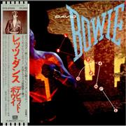 Click here for more info about 'David Bowie - Let's Dance'