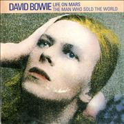 Click here for more info about 'David Bowie - Life On Mars'