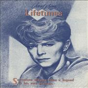 Click here for more info about 'David Bowie - Lifetimes'