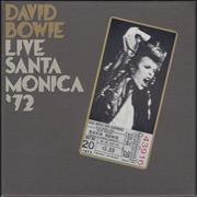 Click here for more info about 'David Bowie - Live Santa Monica '72'