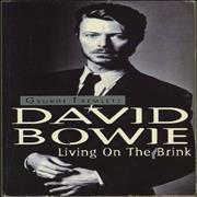 Click here for more info about 'David Bowie - Living On The Brink'