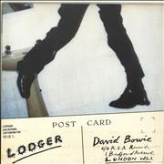 Click here for more info about 'David Bowie - Lodger + Insert - EX'