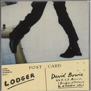 Click here for more info about 'David Bowie - Lodger - 180gram Vinyl'