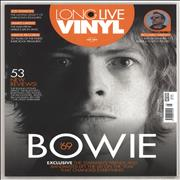 Click here for more info about 'David Bowie - Long Live Vinyl - July 2019'