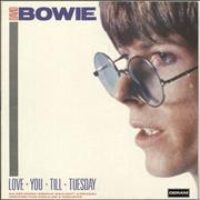 Click here for more info about 'David Bowie - Love You Till Tuesday'