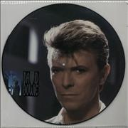 Click here for more info about 'David Bowie - Loving The Alien'