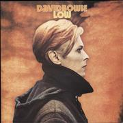 Click here for more info about 'David Bowie - Low - 1st + Insert'