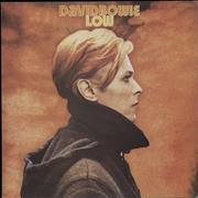 Click here for more info about 'David Bowie - Low - 1st - Complete - EX'