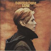 Click here for more info about 'David Bowie - Low - 2nd'