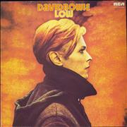 Click here for more info about 'David Bowie - Low - EX'