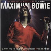 Click here for more info about 'David Bowie - Maximum Bowie'