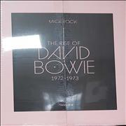 Click here for more info about 'Mick Rock: The Rise Of David Bowie 1972-1973 - Sealed #259'