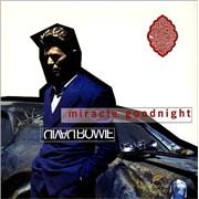 "David Bowie Miracle Goodnight UK 7"" vinyl"