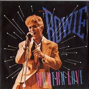 Click here for more info about 'David Bowie - Modern Love - 4pr'