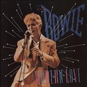 Click here for more info about 'David Bowie - Modern Love - solid centre'
