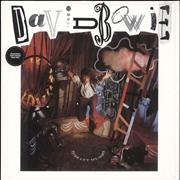 Click here for more info about 'David Bowie - Never Let Me Down - 180 Gram Vinyl'