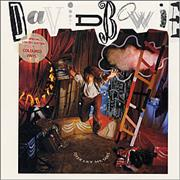 Click here for more info about 'David Bowie - Never Let Me Down - Blue Vinyl'