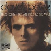 Click here for more info about 'David Bowie - Odisea Espacial'