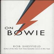 Click here for more info about 'David Bowie - On Bowie'