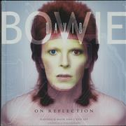 Click here for more info about 'David Bowie - On Reflection + Book - Sealed'
