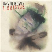 Click here for more info about 'David Bowie - Outside - Booklet Sleeve'