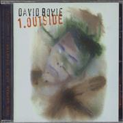 Click here for more info about 'David Bowie - Outside'