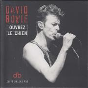 Click here for more info about 'Ouvrez Le Chien [Live Dallas 95] - Sealed'