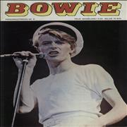 Click here for more info about 'David Bowie - Personality Reek Nr. 4'