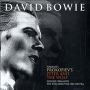 Click here for more info about 'David Bowie - Peter & The Wolf'