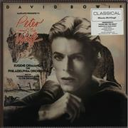 Click here for more info about 'David Bowie - Peter And The Wolf - 180gm Coloured'