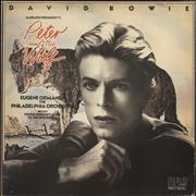 Click here for more info about 'David Bowie - Peter And The Wolf'