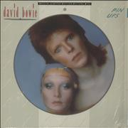 Click here for more info about 'David Bowie - Pin Ups + Certificate - #30'