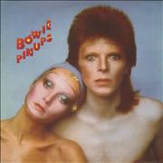 Click here for more info about 'David Bowie - Pin Ups - EX'