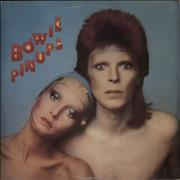 Click here for more info about 'David Bowie - Pin Ups'