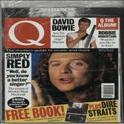 Click here for more info about 'David Bowie - Q Magazine'