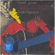 Click here for more info about 'David Bowie - Ragazzo Solo, Ragazza Sola - Blue vinyl + Sealed'