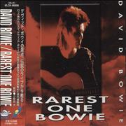 Click here for more info about 'David Bowie - Rarest One Bowie'