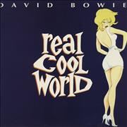 "David Bowie Real Cool World UK 12"" vinyl"